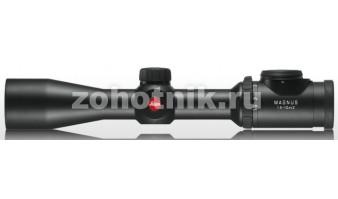 Leica Magnus 1,5-10x42 на шине Zeiss, с подсветкой