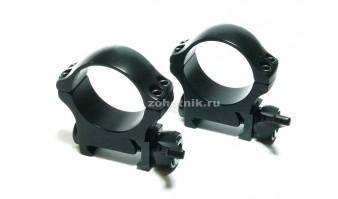 Быстросъемные кольца Recknagel Weaver 30мм средние 57530-0951