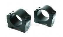Небыстросъёмные кольца Recknagel Weaver 26мм низкие 10826-0035