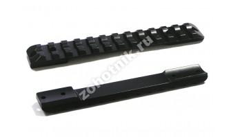 Основание RECKNAGEL на WEAVER для Remington 700 short 57050-0012