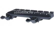 Кронштейн MAK быстросъёмный на Merkel KR-1 на планку Weaver 5062-5000 / 5062-50162