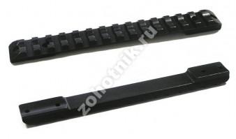 Планка MAK Weaver на Remington 700 short 55201-50012