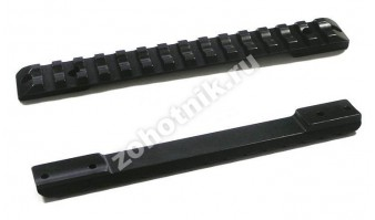 Планка MAK Weaver на Remington 700 long 55202-50012