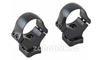 Кронштейн небыстросъёмный для Sako 75/85, высота 17мм, средний, кольца 30 мм 4020-30054