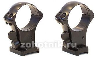 Кронштейн MAK быстросъёмный на Remington 700 на раздельных основаниях, 26мм 5252-26012