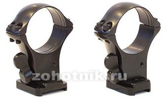 Кронштейн MAK на раздельных основаниях Remington 700 кольца 30 мм 5252-30012