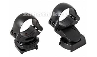 Кронштейн поворотный на CZ-550 кольца 30мм 1022-30047