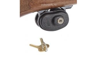 Замок Allen 15415 на спусковую скобу оружия (ружья, карабины, пистолеты)