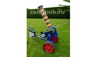 Электрическая метательная машинка HOBBY с тележкой