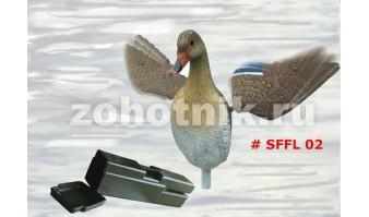 Взлетающая утка SPORT PLAST SFFL 02