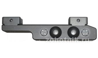 Быстросъёмный кронштейн Innomount с верхним основанием под LM-шину на 12мм