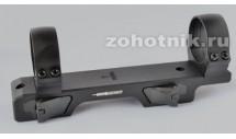 Быстросъемный кронштейн Innomount с кольцами 25,4 мм на 12мм