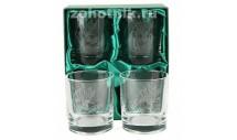 Набор стаканов TMB Design для виски 4 шт