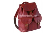 Рюкзак кожанный для охоты Riserva R5108