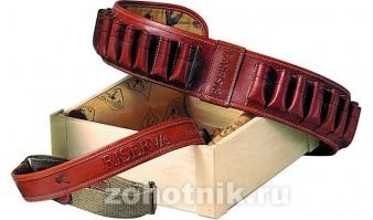 Набор подарочный Riserva 6000 патронташ и погонный ремень