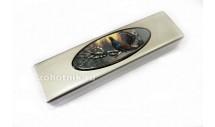 Шкатулка для ножа из древесины с рисунком «Тетерев»