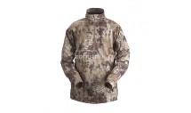 Лонгслив (рубашка) HELIOS LS ZIP от KRYPTEK, камуфляжная расцветка highlander, размер S