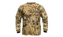 Лонгслив (рубашка) STALKER от KRYPTEK, камуфляжная расцветка highlander
