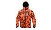 Куртка для охоты или рыбалки AEGIS EXTREME от KRYPTEK, камуфляжная расцветка inferno