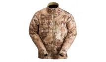 Куртка с воротником-стойкой KRATOS WINDSHEER от KRYPTEK, камуфляжная расцветка highlander