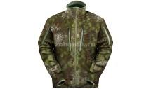 Куртка с воротником-стойкой EINAR WINDSHEER от KRYPTEK, камуфляжная расцветка highlander