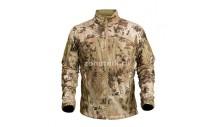 Куртка софтшелл CADOG от KRYPTEK, камуфляжная расцветка highlander
