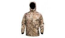 Куртка POSEDION RAIN от KRYPTEK с капюшоном, камуфляжная расцветка highlander