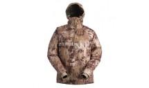 Анорак-куртка мембранная POSEDION RAIN от KRYPTEK с капюшоном, камуфляжная расцветка highlander