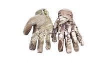 Тактические сенсорные перчатки KRYPTON от KRYPTEK, камуфляжная расцветка highlander