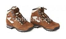 Женские кожаные трекинговые ботинки ACTIVE от GRONELL, расцветка защитная