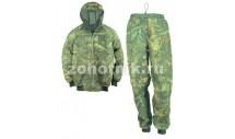 Антимоскитный костюм (брюки + куртка) от ДОБРЫЙ ШЛЯХ для охоты и рыбалки, расцветка лесная