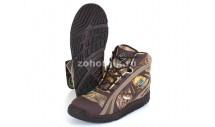 Мужские полусапоги (кеды)  на шнуровке Pursuit Shadow Ankle от MuckBoot для охоты или рыбалки, расцветка коричнево-лесная