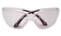 Тактические защитные очки для стрельбы от STALKER, расцветка прозрачная, пропускаемость света 98%