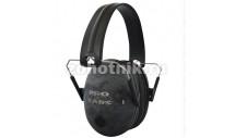 Наушники для стрельбы (активные) Pro 200 Typhon от Pro Ears, расцветка серо-чёрная, 19дБ