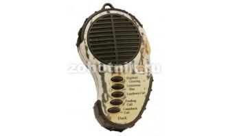 Компактный электронный манок для охоты (звукоимитатор голосов лося) от CASS CREEK с разъёмом для динамика