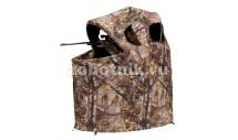 Одноместная засидка TENT CHAIR BLIND, расцветка RealTree Xtra