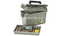 Водозащитный ящик-короб с ручкой от Plano для принадлежностей и под гладкоствольные патроны (4 коробки)