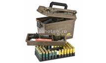 Водозащитный ящик-короб с ручкой от Plano для охотничьих принадлежностей с дополнительным вынимаемым лотком