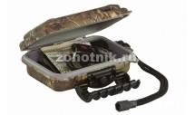 Пластиковый бокс-ящик Ammo с ручкой от Plano для охотничьих принадлежностей, 35 см
