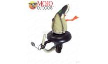Механическое чучело утки во время кормления Flyway Feeder от Mojo