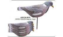 Муляж голубя Sport Plast IM 26-00 R спокойный, скорлупка