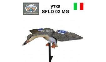Механическое чучело кряквы SPORT PLAST SFLD 02 MG