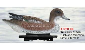 Чучело утки Свиязь Sport Plast STD 06 плавающий не сминаемый