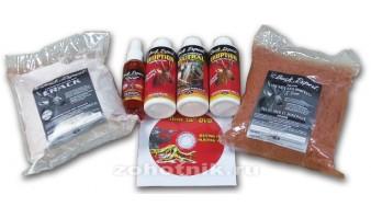 Набор приманок BUCK EXPERT с солью (косуля) с DVD