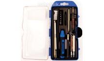 Набор GunMaster для чистки оружия из 17 предметов от DAC Technologies, калибр AR223/5.56  в пластиковой коробке