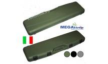 Кейс оружейный Megaline 97х25х10см серый