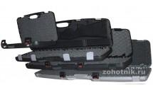 Кейс оружейный Megaline 118х30х11 чёрный