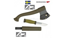 Набо Mora Outdoor Kit MG ТОПОР и НОЖ