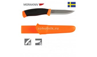 Нож Mora Companion MG Orange