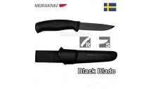 Нож Mora Companion MG Black Blade